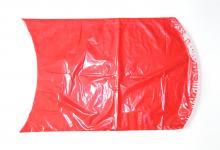 Вакуумный термоусадочный пакет 400×475 мм для сыра красный